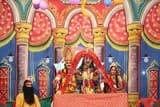 सीता ने राम के गले में डाली वरमाला,