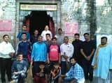 बागनाथ मंदिर समिति ने चलाया स्वछता अभियान