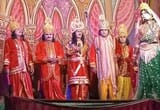 इमलीखेड़ा में राम जन्म का मंचन