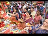 shopping for shardiya navratri in bhagalpur