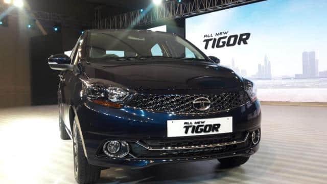 टाटा मोटर्स ने नई टिगोर उतारी, कीमत 5.20 लाख रुपये से शुरू