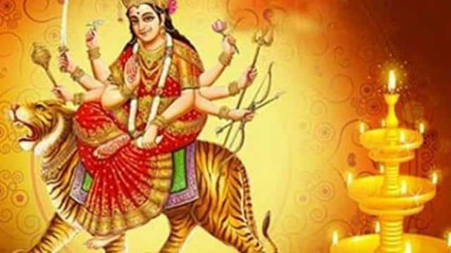 Happy Navratri 2018 wishes images quotes whatsapp status and whatsapp dp Status