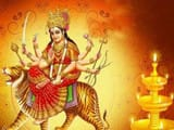Happy Navratri 2018 wishes images quotes whatsapp status and whatsapp dp Status