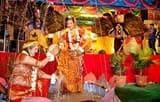 सियाराम विवाह महोत्सव में महाजल रास में झूमे अयोध्यावासी