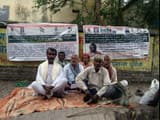 farmers on hunger strike in purnea due to illegal occupied on 64 acres of land by arrogant people