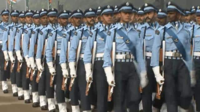 Indian Air Force (Symbolic Image)