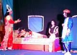 रामलीला में राम के राज्याभिषेक की हुई घोषणा
