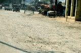 कई सालों से राहगीरों के लिए सिरदर्द बनी स्टेशन रोड