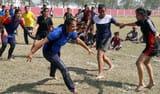 खेलकूद प्रतियोगिता के लिए 450 ने दिए ट्रायल