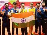 Indian medalists at the Para Asian Games 2018