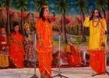 अज्ञान का नाश करने वाली कालरात्रि स्वरूप की हुई पूजा