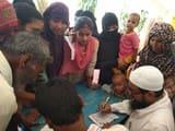 छह मौतों के बाद फिरोजपुर सिलोनी दौड़ी डॉक्टरों की टीम