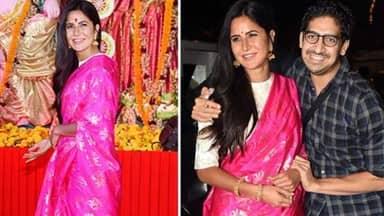 Katrina Kaif, Durga Puja 2018, Dussehra 2018,