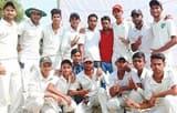 गुर्जर क्लब ने सीतापुर क्रिकेट एकेडमी को 10 विकेट से हराया