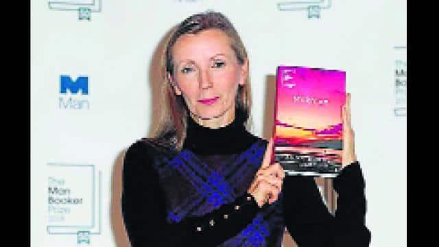 एना बर्न्स, बुकर अवॉर्ड विजेता