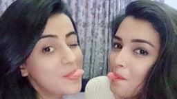 भोजपुरी क्वीन आम्रपाली और अक्षरा सिंह का ये वीडियो वायरल, फैन्स भी हो गए दीवाने