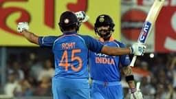IND vs WI 1st ODI : रोहित-विराट का तूफानी शतक, भारत ने 8 विकेट से जीता मैच