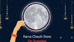 snapdeal karwa chauth offer