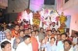 ऐतिहासिक मां दुर्गा की भव्य शोभयात्रा में नाचते गाते चले भक्त
