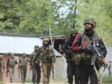 Indian army encounter