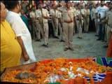 राजकीय सम्मान के साथ सांसद भोला सिंह का हुआ अंतिम संस्कार