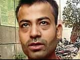 Accused Kamil (pictured), who worked as a peon at a Delhi University college, suspected that his wif