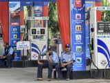 Around 400 fuel stations in the national capital began a 24-hour shutdown to press the Delhi governm