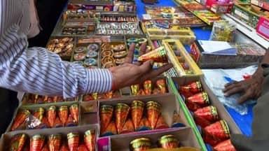 Supreme Court will decide today whether firecrackers to be sell in Delhi  NCR on Diwali - पटाखों की बिक्री पर रोक नहीं, लेकिन कुछ शर्तें रहेंगी लागू-  सुप्रीम कोर्ट