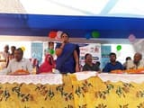 खुले में शौच से मुक्त हुआ भरगामा का शंकरपुर पंचायत