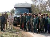 बाघिन की निगरानी को वनकर्मी कर रहे कैम्प