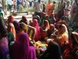 गांव नकवापुर हातिमपुर में घर में सो रही किशोरी की हत्या ।