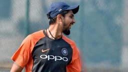 ind vs wi: 2nd ODI से पहले टीम से बाहर चल रहे ईशांत नेट्स पर आए नजर, जानिए क्या है पूरा माजरा