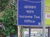 The Income Tax office near ITO in New Delhi(Pradeep Gaur/ Mint File Photo)