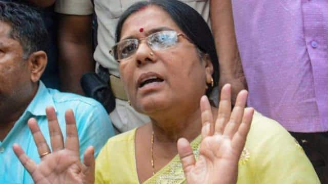 Manju Verma house will be seized if her husband chandra shekhar verma is not arrested