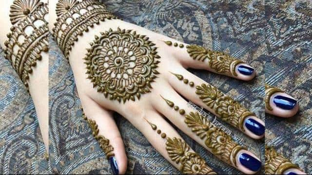 Latest Mehndi Designs 2018 Latest Mehndi Design 2018 Pictures And