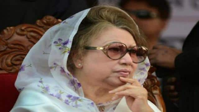 Former Bangladesh Prime Minister Khaleda Zia gets 7 years of imprisonment (File Pic)