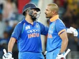File Photo: Rohit Sharma and Shikhar Dhawan