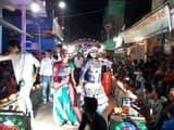 रामपुर का ऐतिहासिक भरत मिलाप सम्पन्न