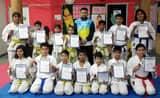 ऋषिकेश के 17 बच्चों को किया सम्मानित