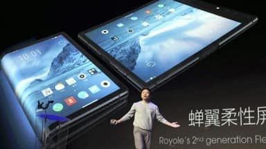 FlexPai: The world first foldable phone is finally here