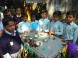 दीपावली मेले में छात्र-छात्राओं ने दिखाया उत्साह