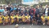 हरिद्वार की टीम ने जीता उद्घाटन मुकाबला