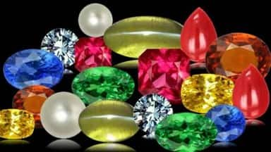 gems and dhanteras