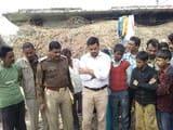 खीरी की विवाहिता की हत्या, शव को फंदे पर लटकाया