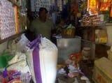 नालंदा में चोरों का हमला, तीन दुकानों के छप्पर उखाड़े