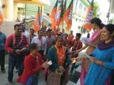 केंद्र और राज्य में भाजपा सरकार का मिलेगा लाभ: मीना