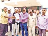 प्रतापगढ़ में बीडीसी सदस्य की हत्या से रोष, ज्ञापन