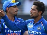 kuldeep yadav and yuzvendra chahal PHOTO-ht