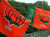 BJP Flag (HT File Photo)