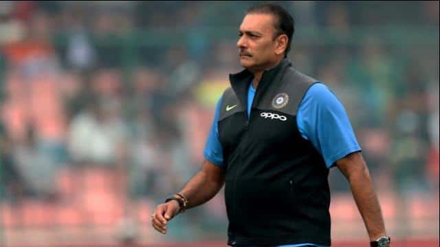 Head Coach of Indian Cricket Team Ravi Shastri (Photo: BCCI)